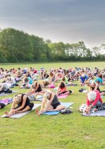 Internationale Yoga Dag Franeker