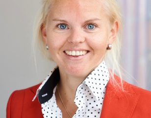 Promotie Annalies Outhuijse in Franeker